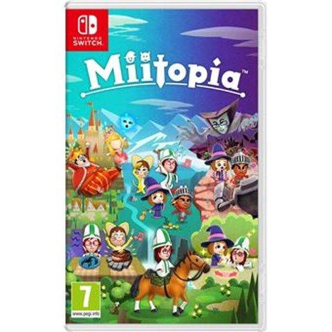 €39.99+包邮上新:Nintendo Switch 迷托邦 实体版 任天堂独占游戏
