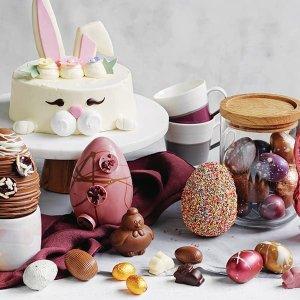 低至$5 收可爱巧克力蛋David jones 复活节礼物、装饰等专场