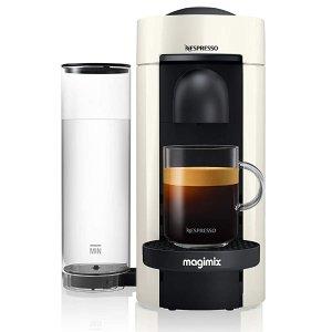Nespresso11398胶囊咖啡机 白色
