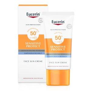Eucerin晒后修复 面部用晒后修复霜
