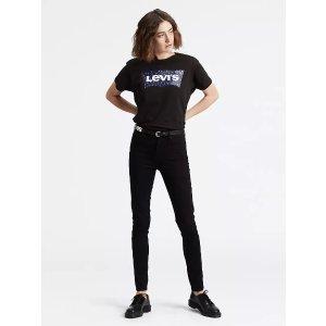 Levi's721™ 高腰紧身牛仔裤
