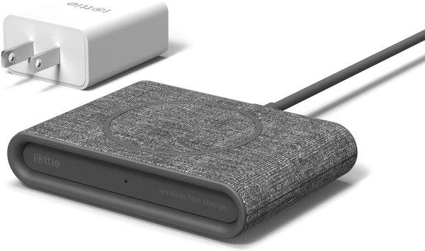 ION 迷你无线充电板 带QC 3.0充电头