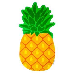 Sunnylife菠萝形状浴巾