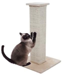 $26.30Petmaker 高品质猫抓柱 米色 28英寸