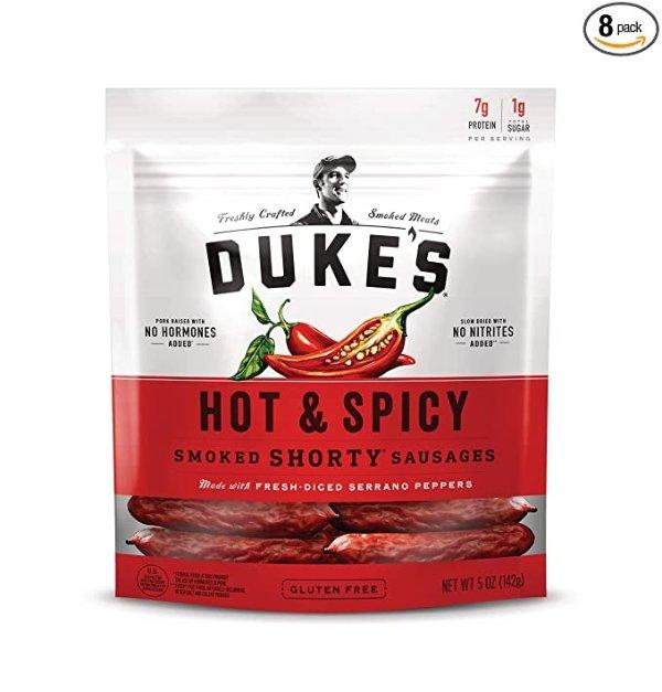 Duke's 香辣口味香肠 5oz 8包