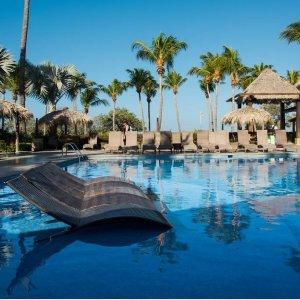 $141起 含住宿+餐饮+娱乐哥斯达黎加 Playa Flamingo 4星全包海滩水疗度假村