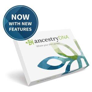 $99(原价$159)Prime day:Ancestry DNA 溯源基因测试套装