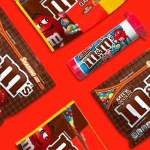 20% discountM&M'S Classic Milk Chocolate Candy Limited Time Promotion