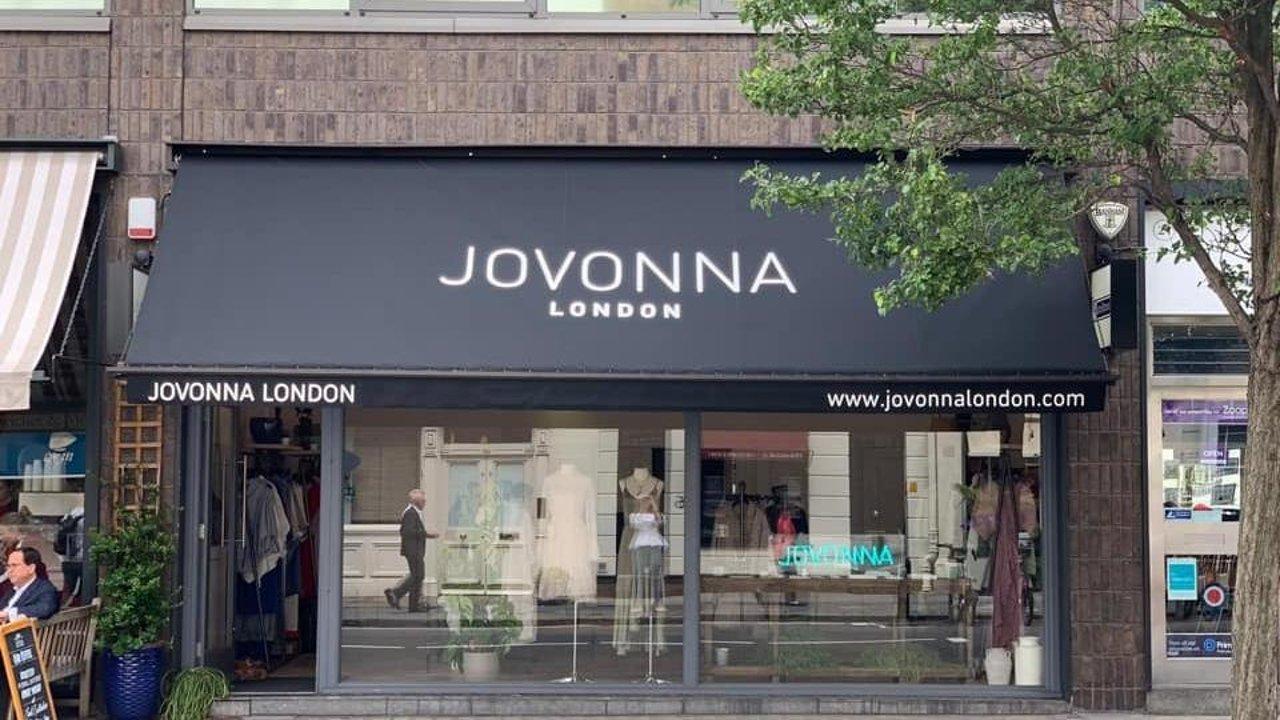 Jovonna London 英国设计师的高性价比品牌——试过之后只想疯狂买买