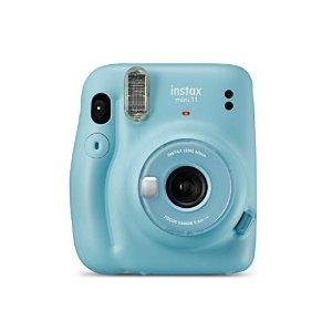 FujiFujifilm instax Mini 11 Sky Bleue