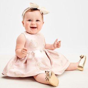 包邮 收礼服裙折扣升级:Children's Place童装 新款4折起、清仓区2折起