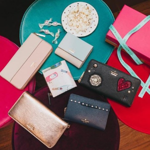 Last Day: Surprise Sale!Up to 75% Off Wallets @ kate spade
