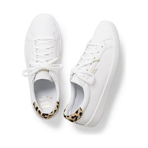 Kedsx kate spade new york Ace Leather Calf Hair