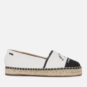 Karl Lagerfeld平底鞋