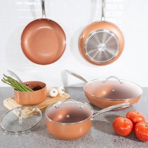 Up to 55% OffThe Home Depot Select Cookware Sets on Sale