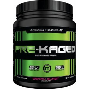 kaged musclePRE-KAGED Pre Workout增肌补充剂
