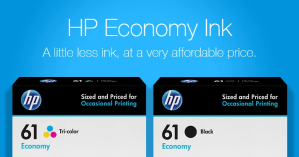 From $9.99HP Economy Ink