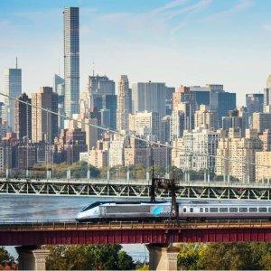 低至6.5折Amtrak 铁路出行 经济舱、阿西乐号公务舱 夏季限时促销