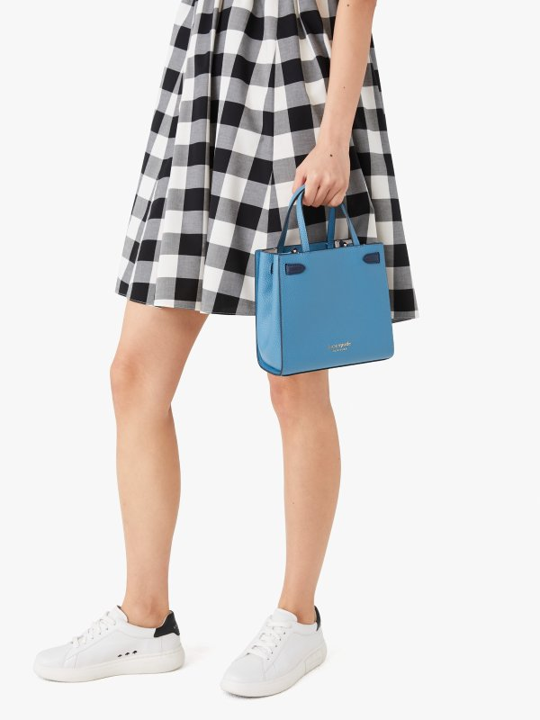 小号海蓝satchel