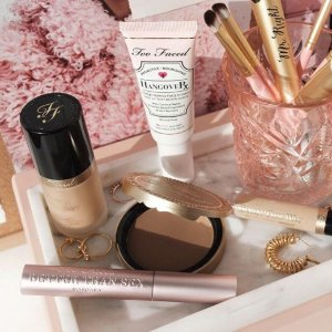 Dealmoon Exclusive! Free 3 Deluxe Lip Miniswhen you spend $35 @ Too Faced