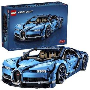 Lego布加迪王一博同款