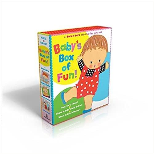 Baby's Box of Fun 翻翻书套装