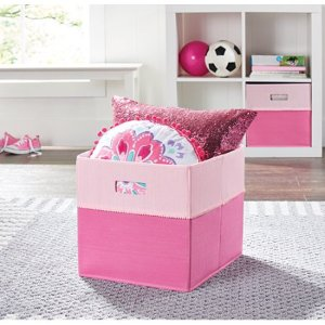 Better Homes and Gardens Storage Bins, Multiple Colors