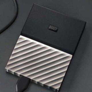 $77.494TB WD My Passport Ultra USB 3.0 移动硬盘