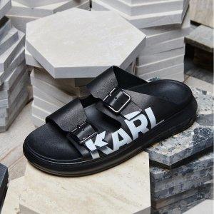 Karl Lagerfeld7折,码全拖鞋