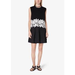 Lea Sleeveless 2-In-1 Dress