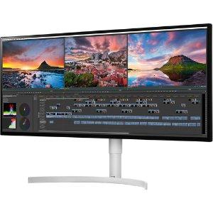 $999 98% DCI-P3 色域LG 34WK95U-W 34吋 21:9 超宽屏 5K Nano IPS 显示器