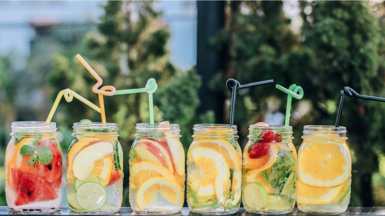 夏日冰饮合集 | 自制冰凉解暑的夏日冰饮,无限续杯的快乐,让全家都喝上瘾