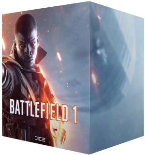 $12EA Battlefield 1 Exclusive Collector's Edition