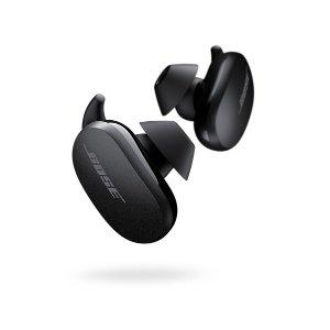 Bose黑白双色可选QuietComfort Earbuds 无线降噪耳机