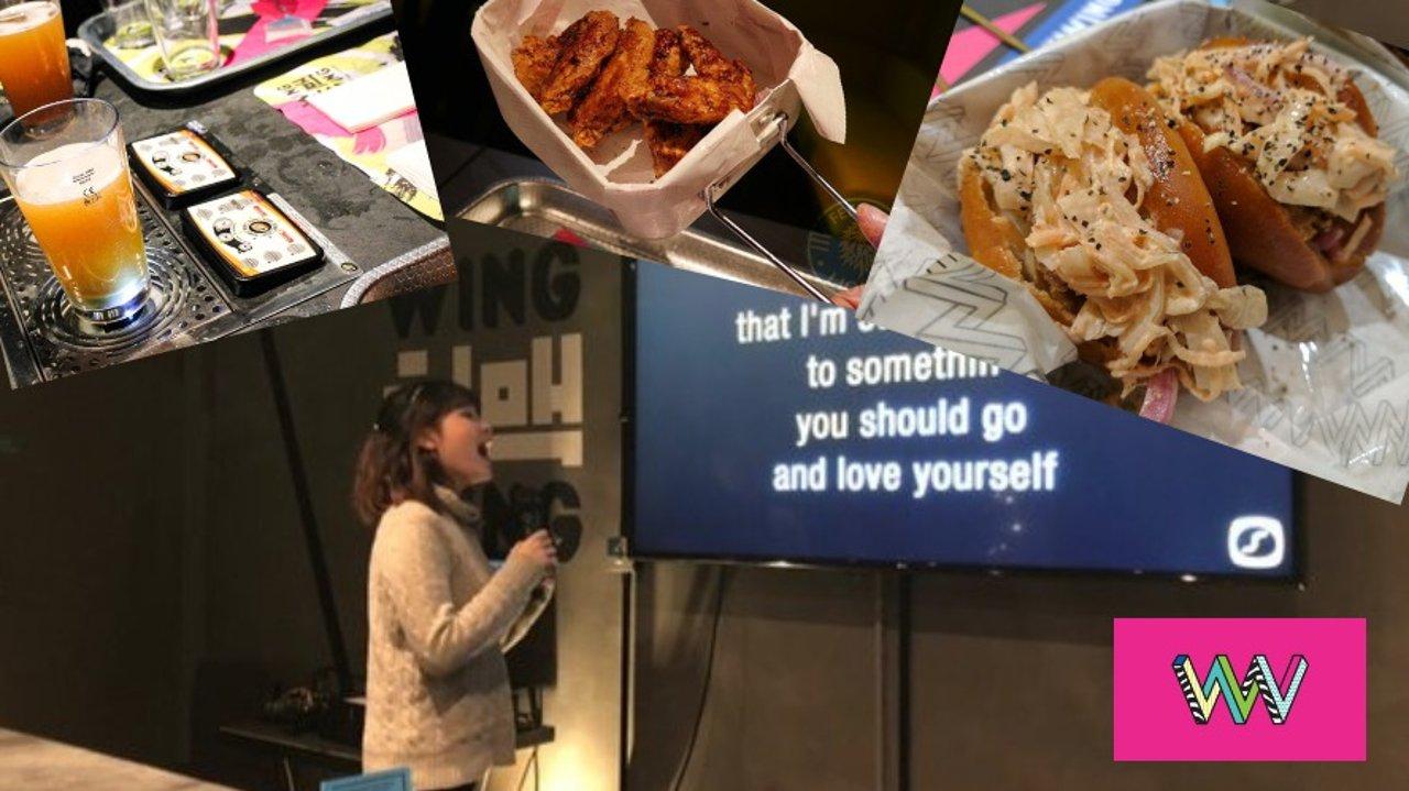 🇬🇧伦敦探店📍wingwing韩式超正炸鸡和啤酒