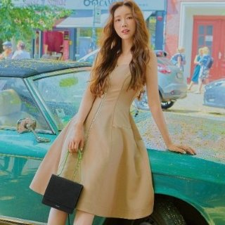 额外8.5折 你买得起的明星同款W Concept 官网 全场仙女美裙热卖