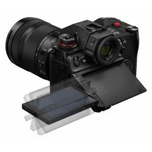 传奇的诞生?Panasonic发布业界首款6K视频全幅无反相机 Lumix DC-S1H