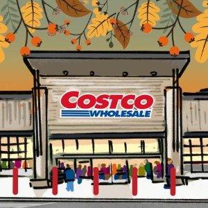 Costco 十一月店内实拍,Tommy Hilfiger 网红冲锋衣补货$49