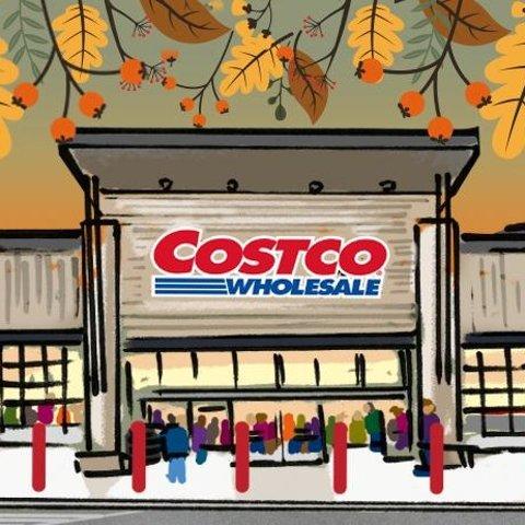 华人爆款鹅绒被$79提前开跑Costco 十一月店内实拍,Tommy Hilfiger 网红冲锋衣补货$49