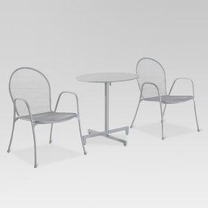 $80.50Threshold 室外金属桌椅三件套