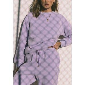 Runaway The Label 紫罗兰套衫