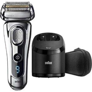 873f7972ba3 Braun- Series 9 Wet Dry Electric Shaver - Chrome 9786256786301