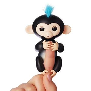 $14.52起断货王:WowWee Fingerlings 手指猴电子宠物 触控智能玩偶
