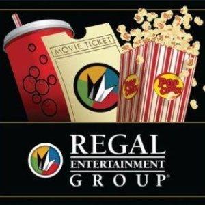 $42.5包邮  变相8.5折闪购!价值$50 Regal 电影娱乐实体礼卡