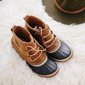 低至6.5折,满额免邮Sorel 加拿大冰熊 圣诞季精选雪地靴特卖