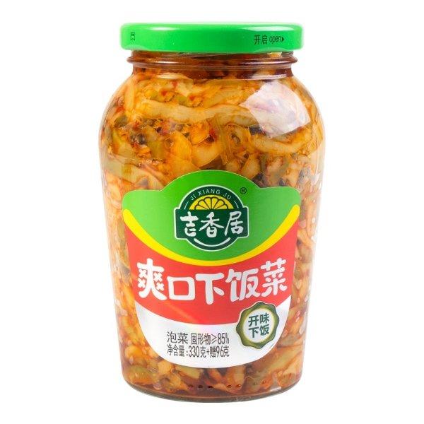 吉香居 爽口下饭菜 开味下饭 426g