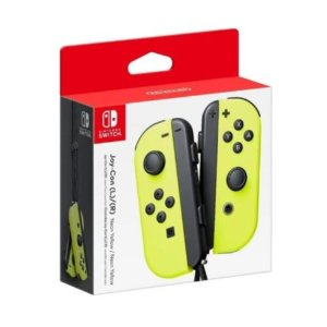 Nintendo Switch Joy-Con Pair - Neon Yellow