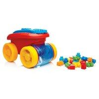 Mega® Bloks 儿童玩具车+积木