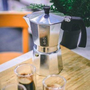 Grosche Stovetop 意式咖啡壶