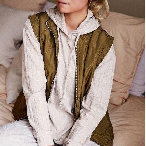 低至2.5折 €10收百搭打底长袖Vero Moda 摩登女装闪促 柔软针织衫、休闲卫衣 陪你舒适宅家